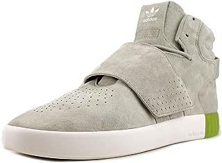 adidas Originals Womens BB8392 Tubular Invader Strap Grey Size: 11