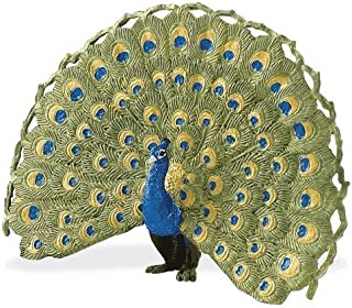Safari Ltd  Wings of the World Peacock