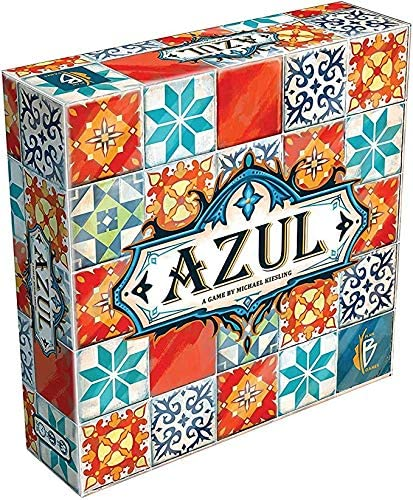 Plan B Games Azul Board Game Card Game Color Brick Master