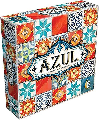 Plan B Games Azul Board Game Card Game Color Brick Master
