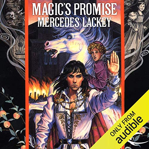 Magic's Promise  By  cover art