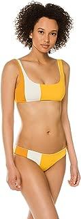 LSpace Women's Color Block Ibiza Bralette Bikini Top