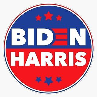 Biden Harris Sticker Vinyl Bumper Sticker Decal Waterproof 5