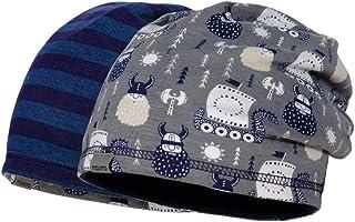 maximo Aus Bedruktem Jersey Mit Wikinger Und Wendbar Sombrero para Bebés