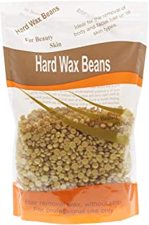 Bonjanvye Wax Beans 100g Wax Kit for Eyebrows 3 Packs Bean Wax Prime Lavender and White and Chamomile