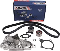 MOCA TB179K1 Timing Belt Component Kit Water Pump Fit 94-05 Mazda Miata, 95-98 Mazda Protege, 94-95 Mazda MX-3 1.6L 1.8L DOHC