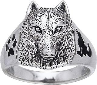 silver enamel animals