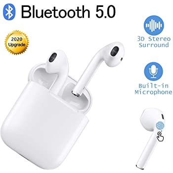 Details about X2 Wireless Bluetooth Earphones Headphones for Apple Airpods iPhone Android