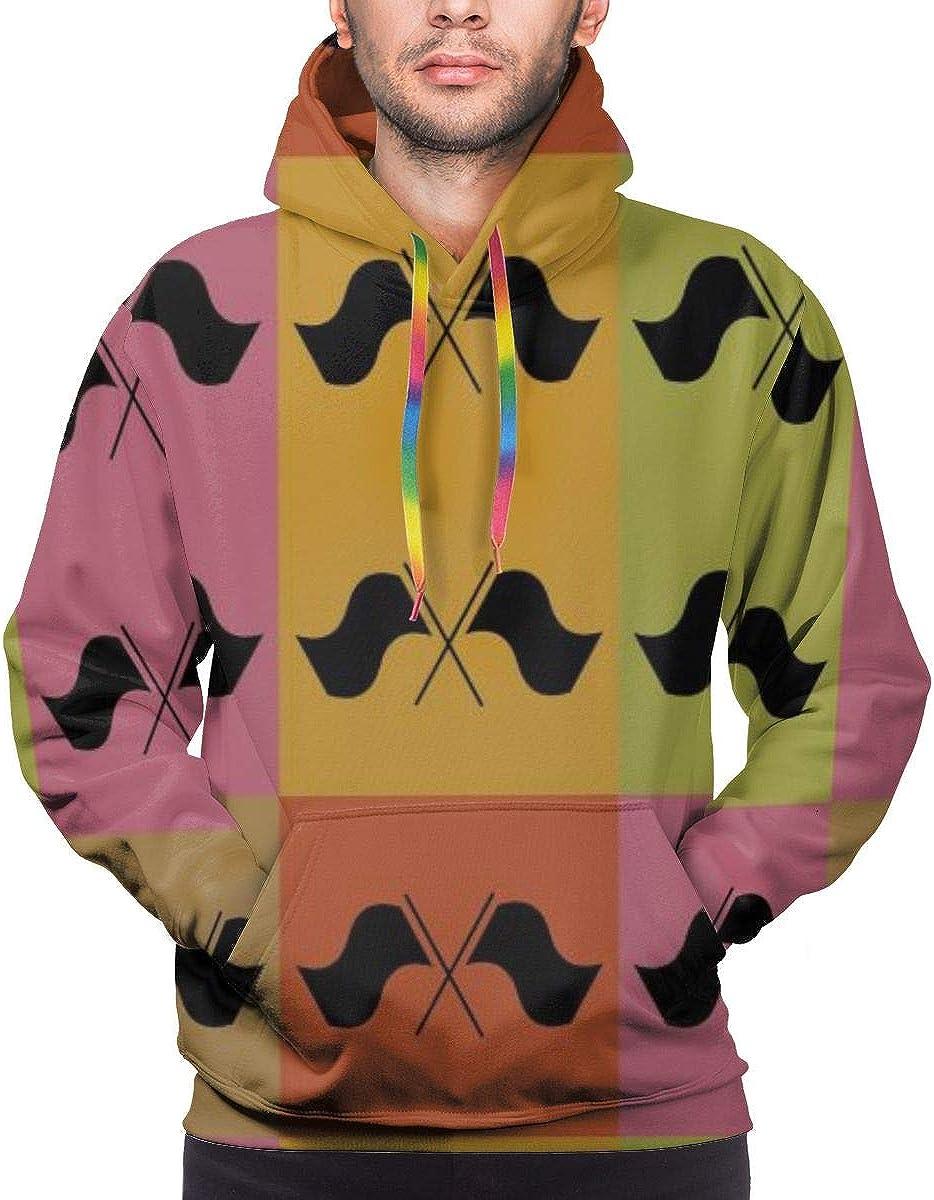 Tberj92-P Fashion Flag Graphic Design 3D service Men Hoodie Prin Max 86% OFF