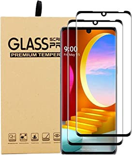 [ 2 Pack ] Flyme for LG Velvet/LG Velvet 5G Screen Protector Tempered Glass, HD Clear Scratch Resistant Bubble Free Anti-F...