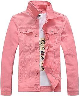 edcbac84 Amazon.ca: Pink - Denim / Lightweight Jackets: Clothing & Accessories