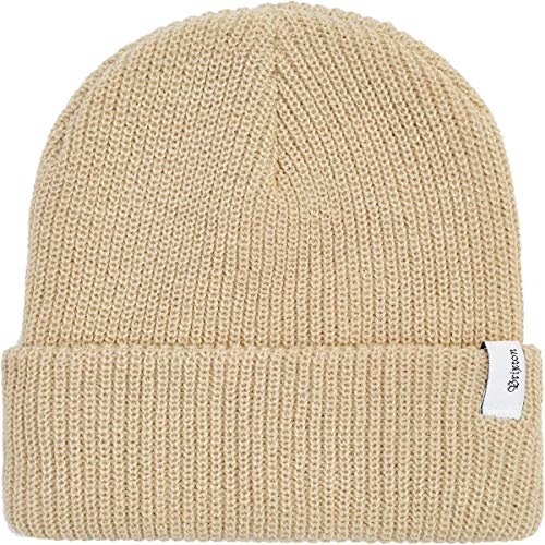BRIXTON Damen Birch Beanie, Grau, One Size