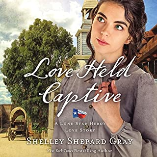 Love Held Captive     A Lone Star Hero's Love Story              Written by:                                                                                                                                 Shelley Shepard Gray                               Narrated by:                                                                                                                                 Devon O'Day                      Length: 8 hrs and 54 mins     Not rated yet     Overall 0.0