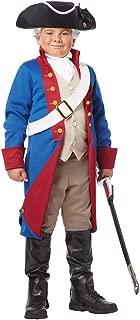 California Costumes American Patriot Child Costume, X-Large