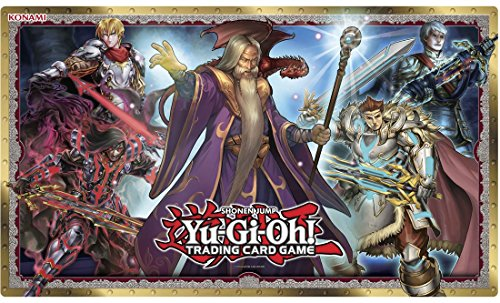 Konami YuGiOh Noble Knights of the Round Table Play Mat