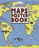Maps Poster Book by Aleksandra Mizielinski Daniel Mizielinski(2015-03-01)