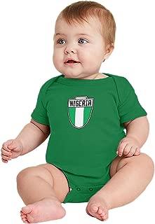 Nigeria - Country Soccer Crest Bodysuit