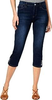 Lee Platinum Women's Jayla Skinny Capri Jeans