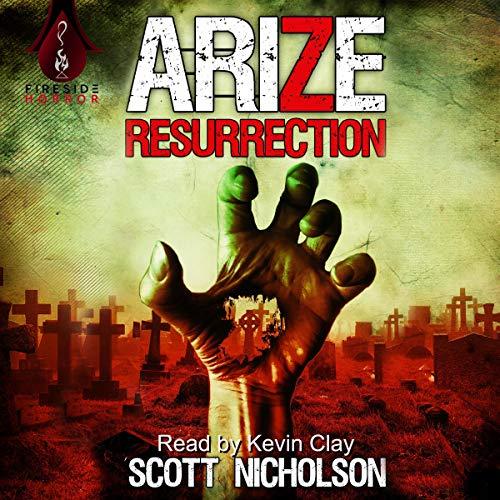『Resurrection: A Post-Apocalyptic Zombie Thriller』のカバーアート