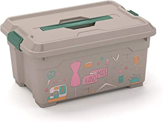 Keter 244679 Caja Moover Box XS Style Costura