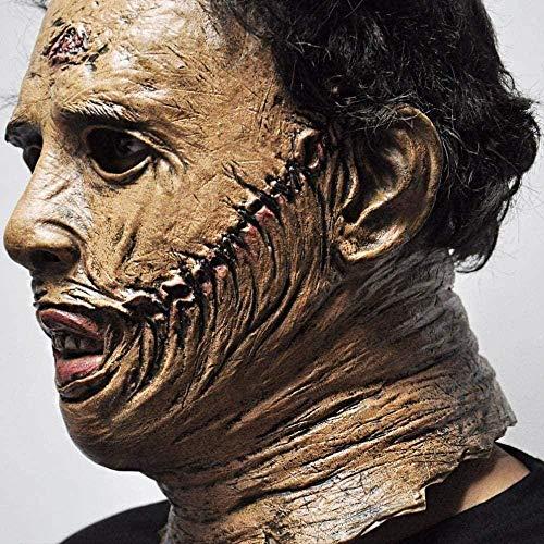 ZVBEP Halloween-Maske Kettensäge...