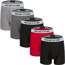 Dream Catcher Boxer Briefs Mens Underwear Men Pack of 1-6 Men's Underwear for Men S M L XL XXL