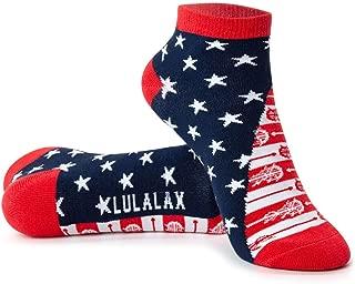 Girls Lacrosse Athletic Ankle Socks   Low Cut   Various Designs