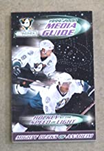 ANAHEIM MIGHTY DUCKS NHL HOCKEY MEDIA GUIDE - 1999 2000 - NEAR MINT