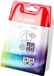 Canon 1511B018 Printer Ink Cartridge - Black / Blue / Pink / Yellow