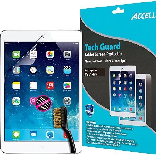 Accell Tech Guard Smartphone Protector de Pantalla para iPad Mini, Mini 2y Mini 3(s182a-008l)