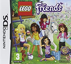 Warner Bros Lego Friends, Nintendo DS - Juego