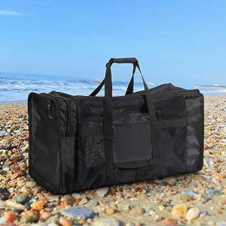 Lixada 100L Mesh Duffle Gear Bag for Scuba Diving Snorkeling Swimming Beach and Sports Equipment