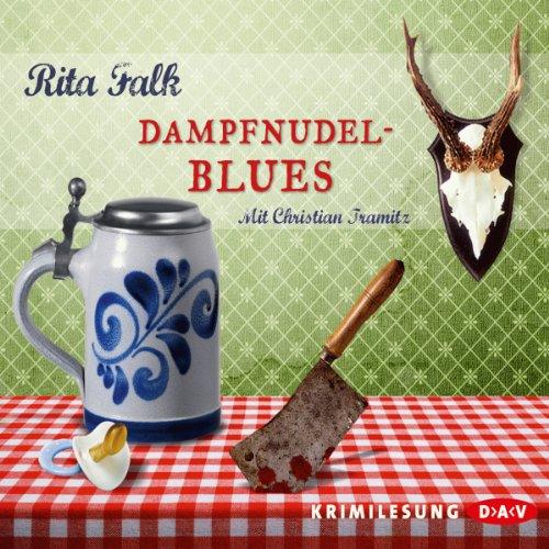 Dampfnudelblues (Franz Eberhofer 2) cover art