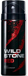 Wild Stone Deodorant, Red, 150ml