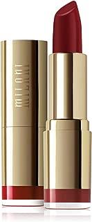 Milani Color Statement Lipstick - Cabaret Blend, Cruelty-Free Nourishing Lip Stick in Vibrant Shades, Red Lipstick, 0.14 Ounce