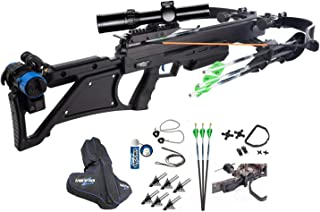 Excalibur Bulldog 440 Crossbow PRO Package -Lots of Extras- (Black)