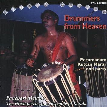 Drummers from Heaven / Pachari Melam: The Ritual Percussion Ensemble of Kerala