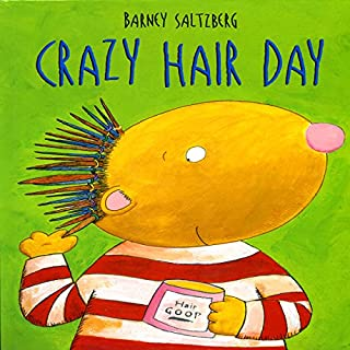 Crazy Hair Day audiobook cover art