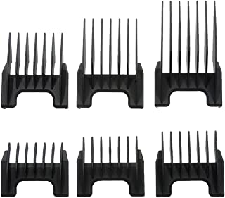 Wahl Professional Animal 5-in-1 Clipper Attachment Guide Comb Grooming Set for Wahl's Arco, Bravura, Figura, Chromado, and Motion Pet, Dog, Cat, and Horse Clippers (#41881-7270)
