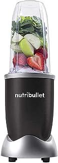 NutriBullet PRO High Speed Blender/Mixer/Smoothie Maker - 900 Watts - 12 Pcs Set; Black