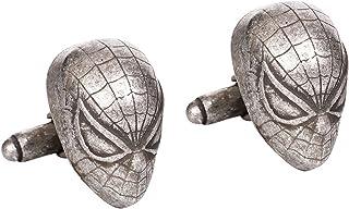 Marvel Official Spiderman Cufflinks in Presentation Box