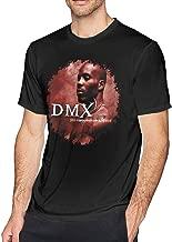 WYeter DMX It's Dark and Hell is Hot Men's Soft Tee Black