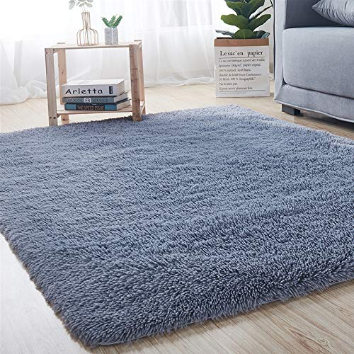 Area Rugs for Living Room, Fluffy Shaggy Super Soft Carpet Suitable as Bedroom Rug Home Decor...