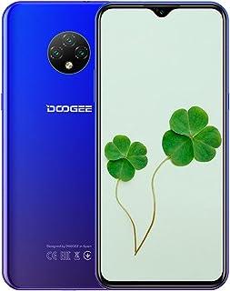 Smartphone ontgrendeld 4G, DOOGEE X95 Pro, Andiorid10.0,4 GB RAM + 32 GB ROM, de mobiele telefoon heeft een batterij 4350 ...