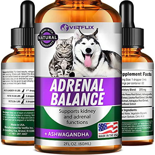 Top 10 best selling list for adrenal supplements for dogs