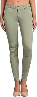 Celebrity Pink Women's Mid Rise Colored Skinny Pants CJ21038Z35