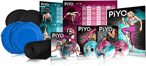 Best piyo workout dvd lengths Reviews