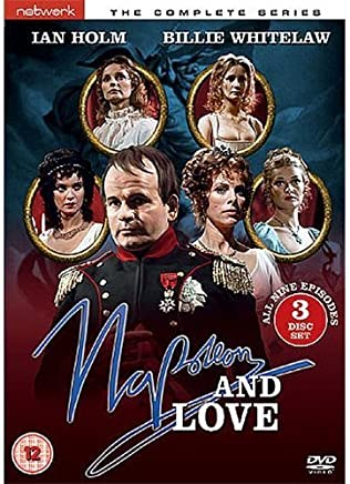 Napoleon and Love: Complete Series [Region 2] by Ian Holm