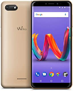 "Wiko Tommy 3 Plus 16GB 2GB RAM Smartphone 4G LTE Android Unlocked Phones 5.45"" 13MP Camera,2900Mah Unlocked Smartphone GPS..."
