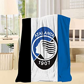 AbVodka A-t-alanta-B.C Super Soft Plush Throw Blanket Custom Design Cozy Blanket Perfect for Couch Sofa or Bed Beautiful 3D Printed Pattern